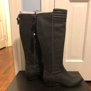 NIB sorel danica tall boots